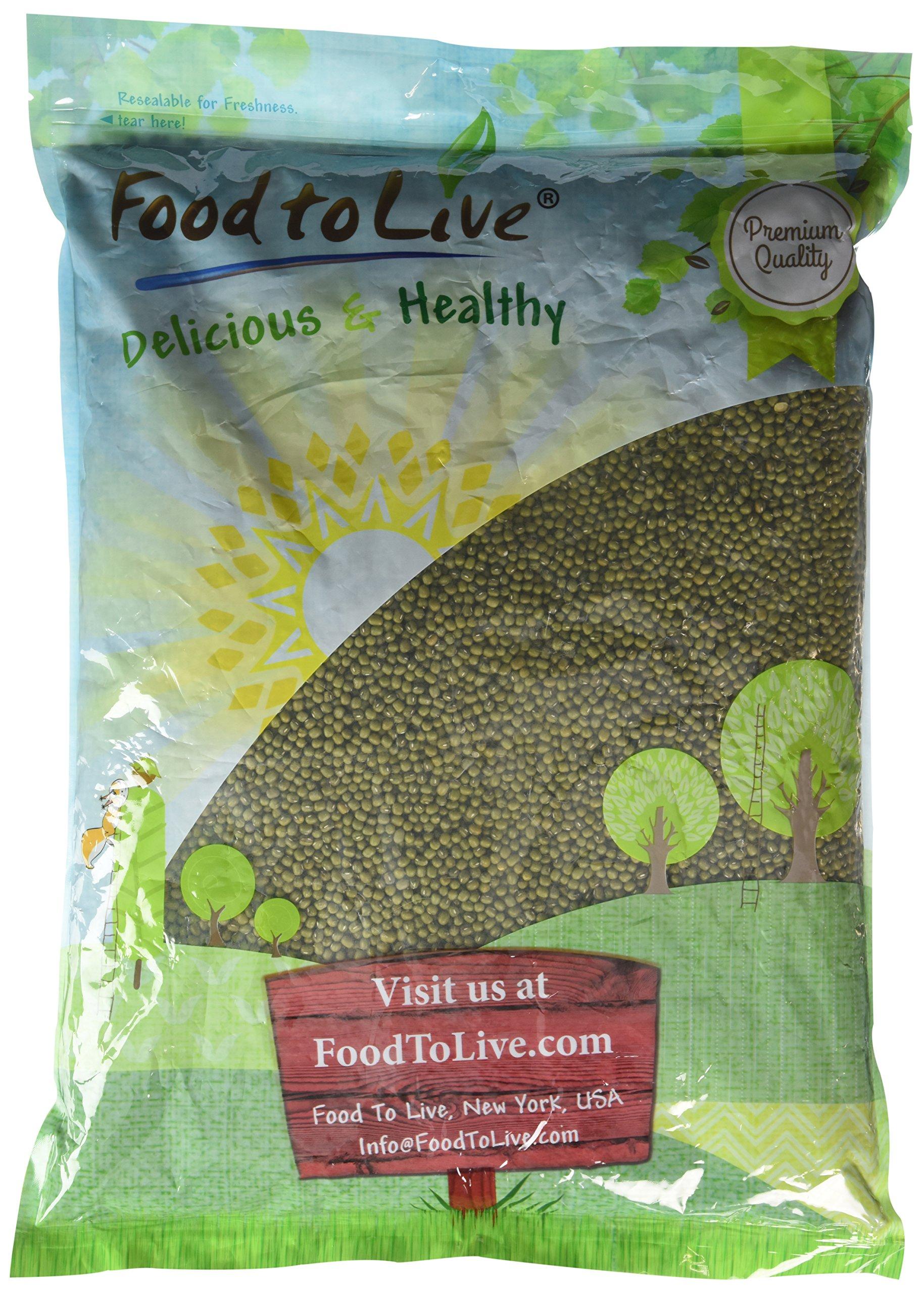Amazon.com : Food to Live Adzuki Beans (10 Pounds) : Dried