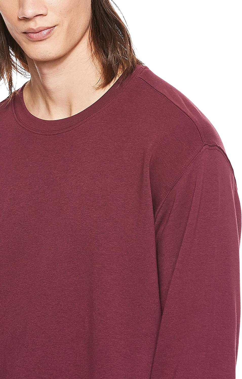 Champion Herren Crewneck Sweatshirt Violett (Sho Vs507)