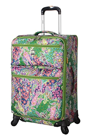 Lightweight Expandable Luggage Mc Luggage