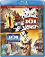 101 Dalmatians / 101 Dalmatians II: Patch's London Adventure [Region Free]