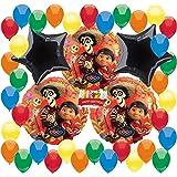 Coco Birthday Party Supplies Balloon Bundle