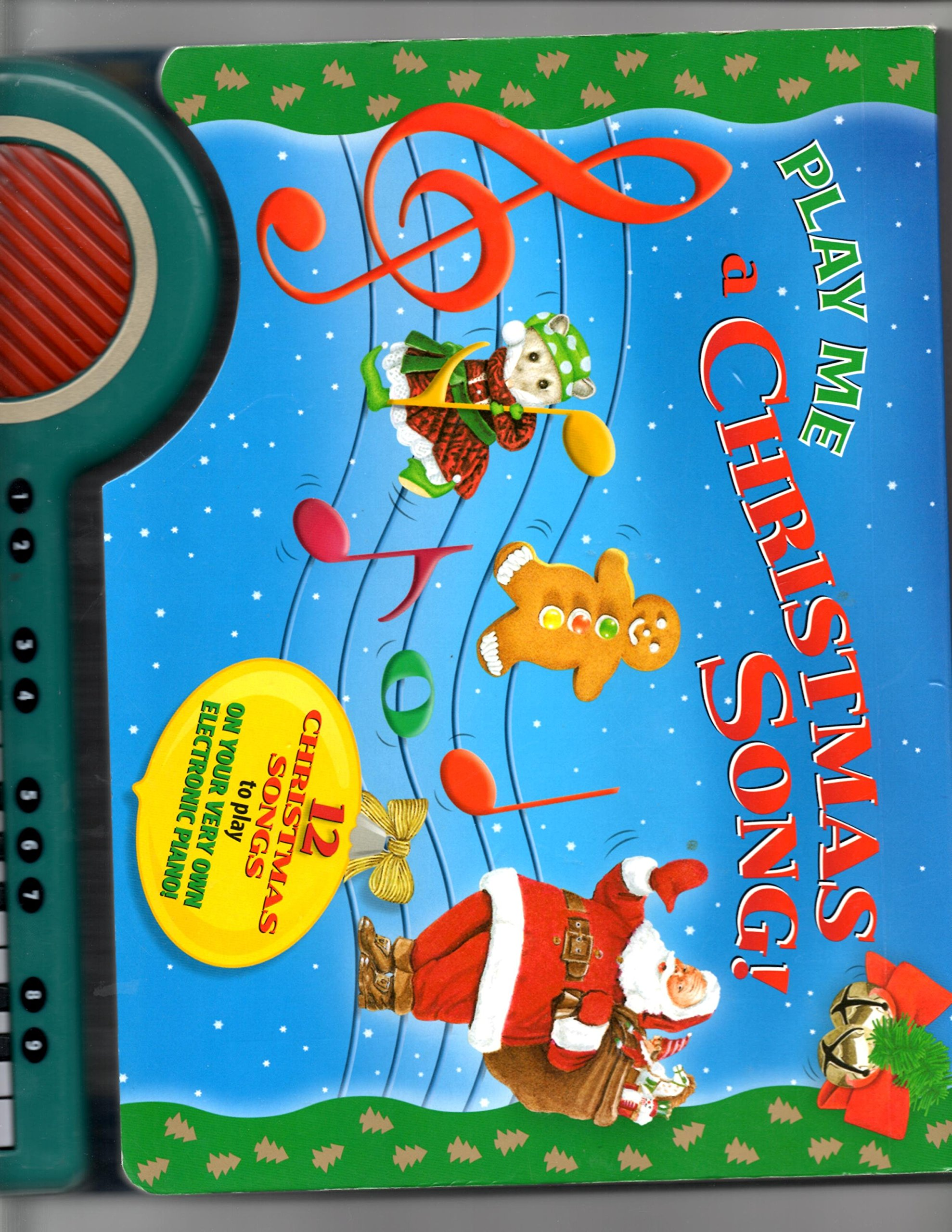 Read Online Play Me a Christmas Song! PDF