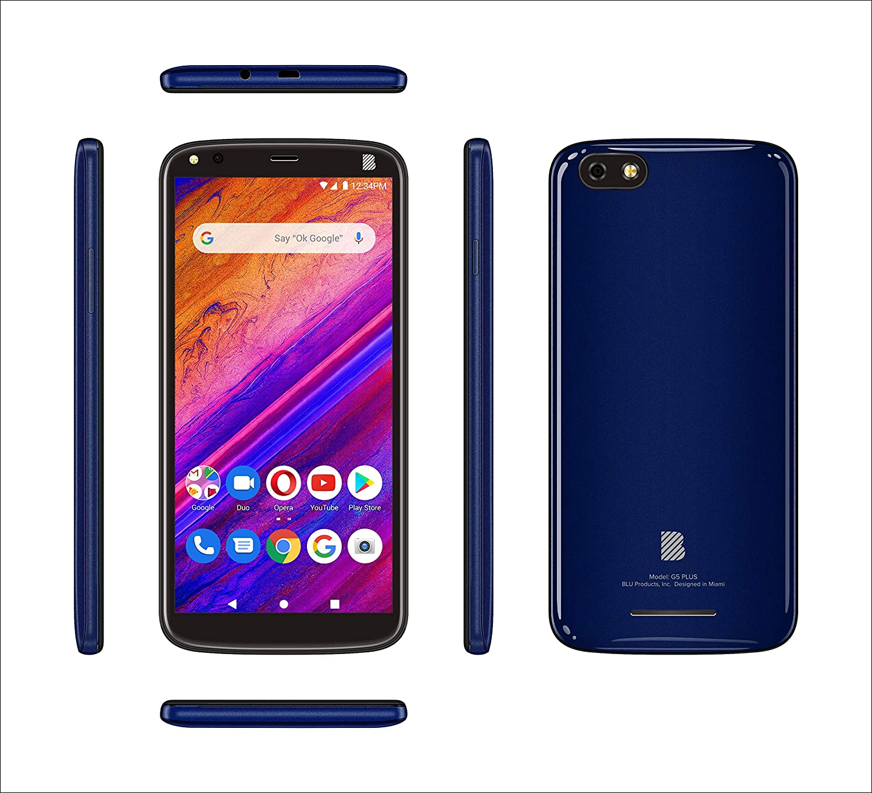 BLU G5 Plus - Azul.: Amazon.es: Electrónica