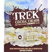 Trek Protein Bar Cocoa Chaos - Case of 36 Bars