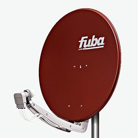 Fuba DAA 780 R - Antena satélite parabólica (38,50 dB, 78 cm ...