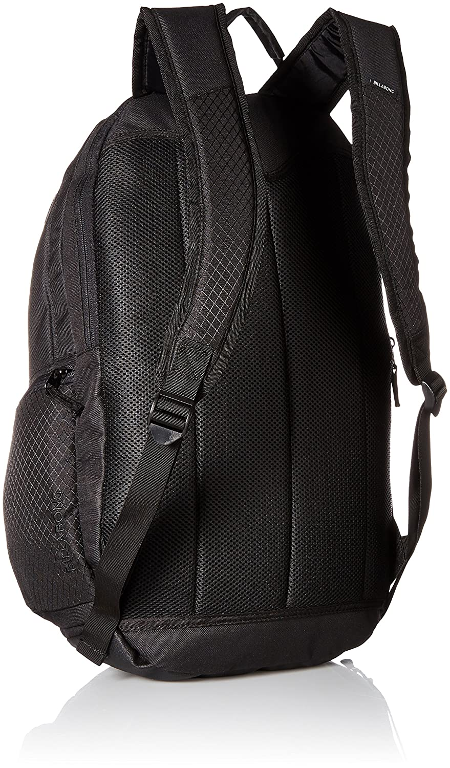 Amazon.com: Billabong Mens Classic School Command Backpack, Stealth Black One Size: Clothing