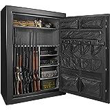 BARSKA New Fireproof Fire Vault Rifle Gun Keypad Lock Safe Cabinet (19.9 cubic feet)