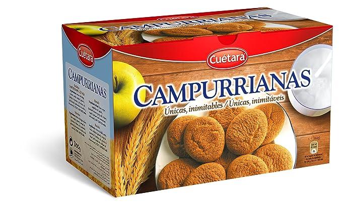 CUETARA CAMPURRIANAS galletas caja 800 grs