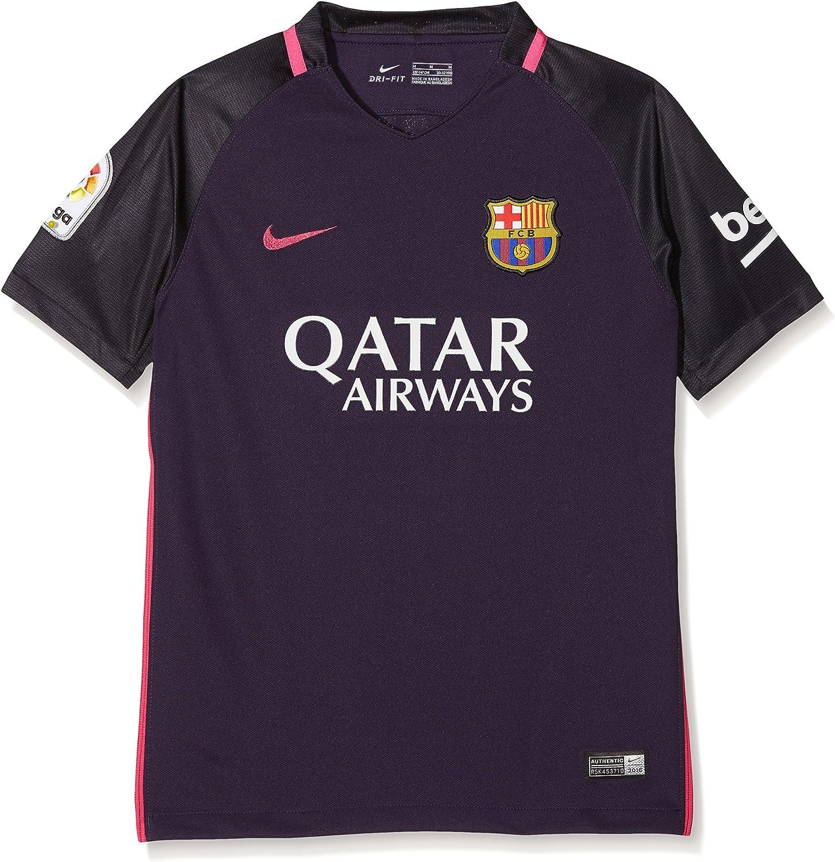 Nike 2016 2017 Barcelona Away Football Soccer T Shirt Trikot