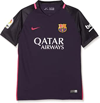 Nike 777027-524, Camiseta Fútbol Club Barcelona Infantil