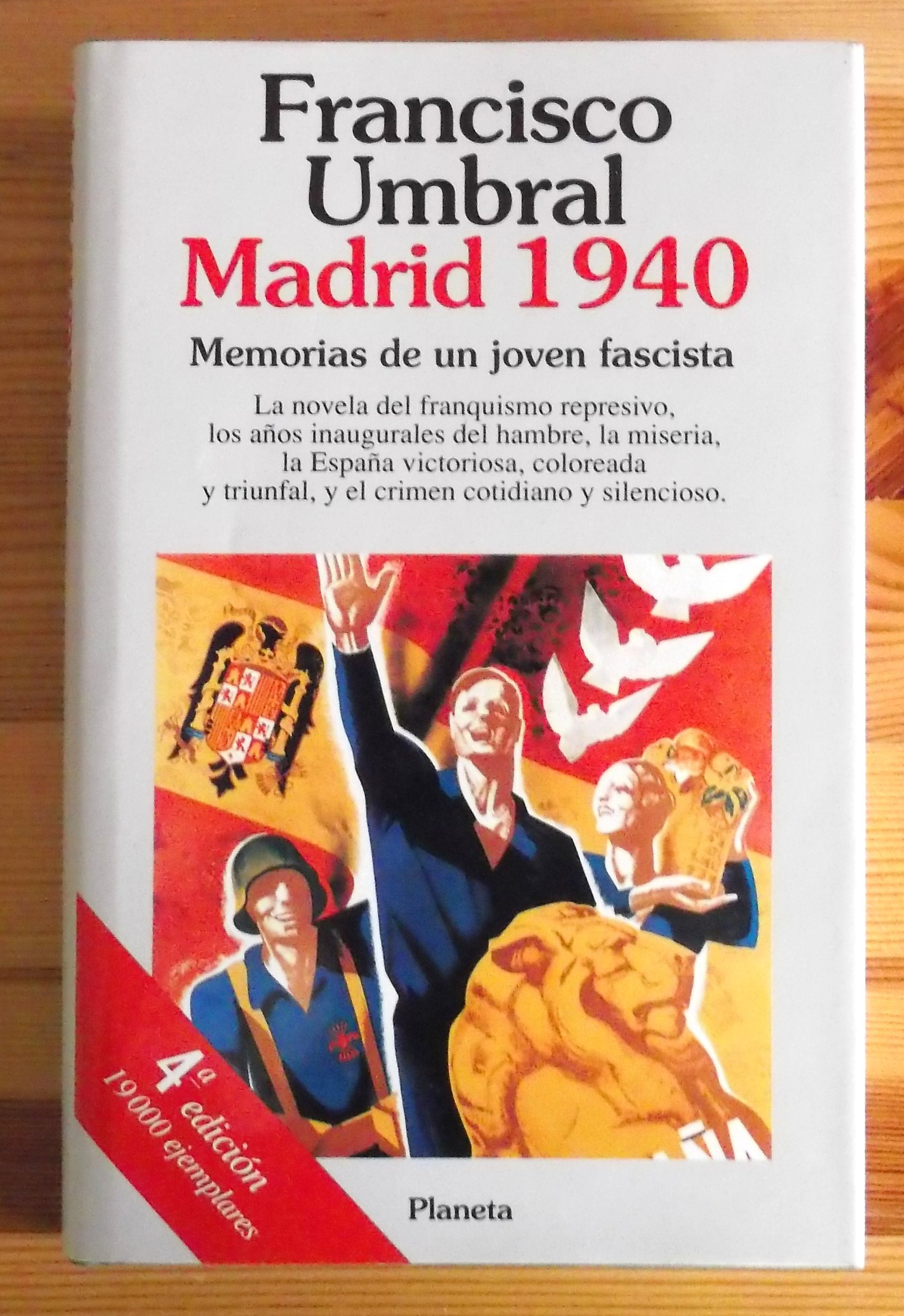 Madrid 1940 Colección Autores españoles e hispanoamericanos ...