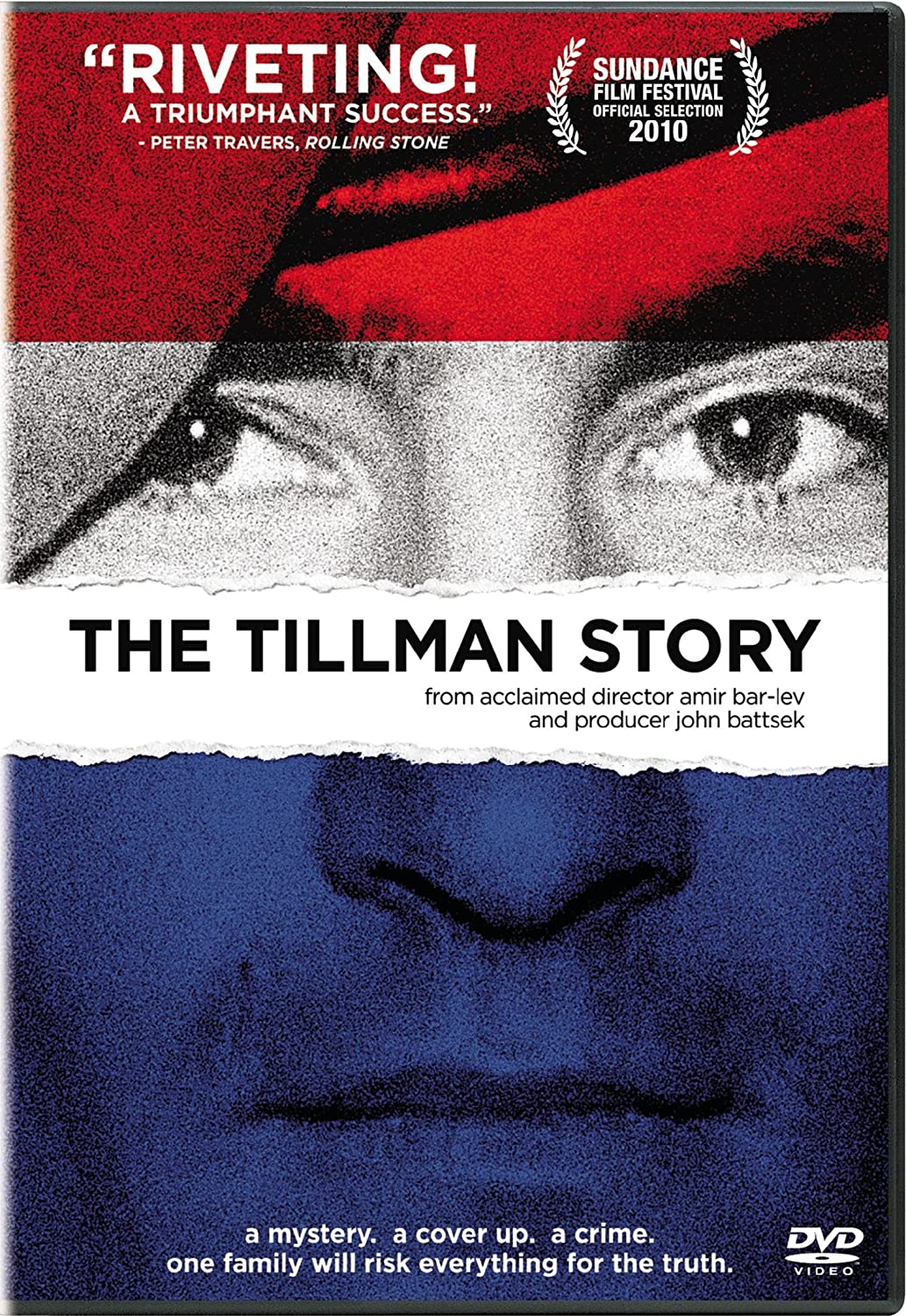 Amazon The Tillman Story Pat Tillman Mary Tillman