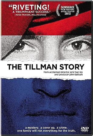 Amazon The Tillman Story Pat Tillman Mary Tillman