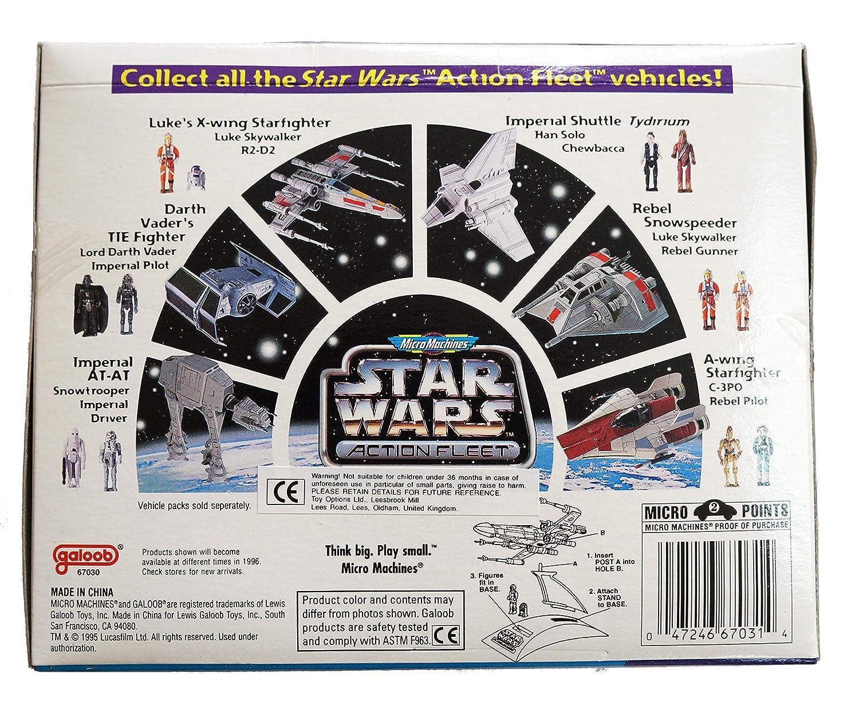 Action- & Spielfiguren Replacement sticker/label/decal sheet Star Wars Kenner Y-Wing DIE CUT Y Wing