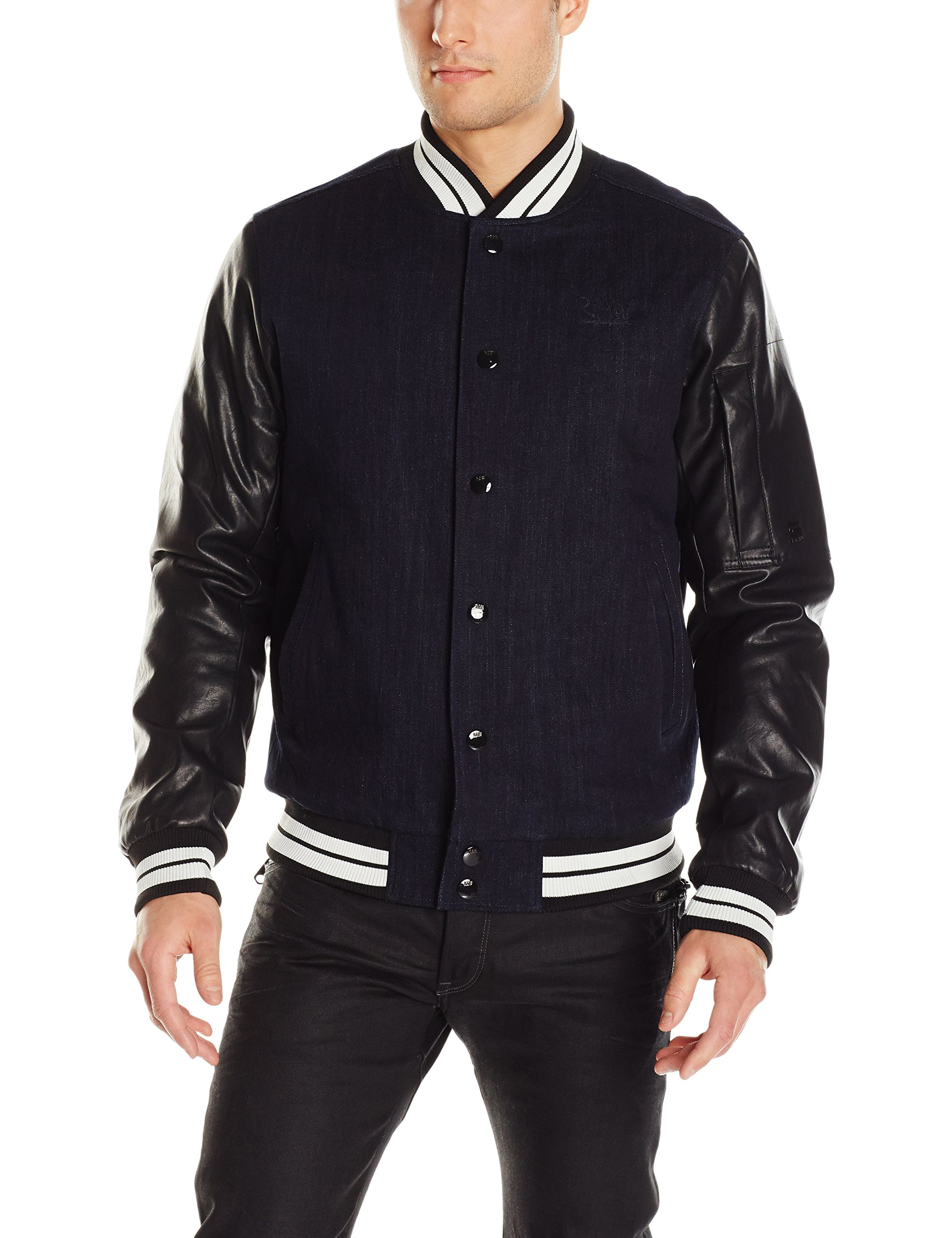 G-Star Raw Men's Batt Bomber Sports Jacket