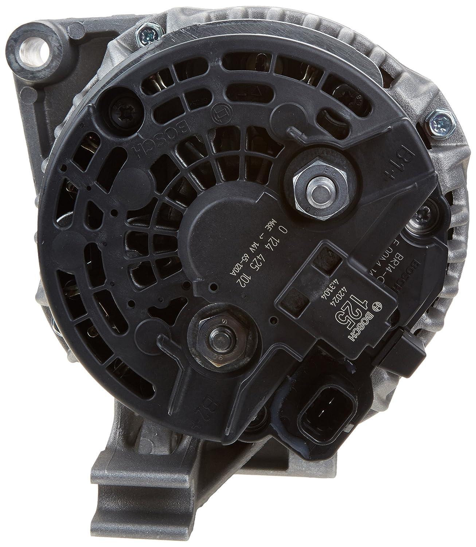 Acdelco 20911162 Gm Original Equipment Alternator Engine Number Lookup Automotive