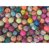 Rhode Island Novelty Assorted Super Bouncy Balls (250 Count), 27mm(Discontinued by manufacturer)