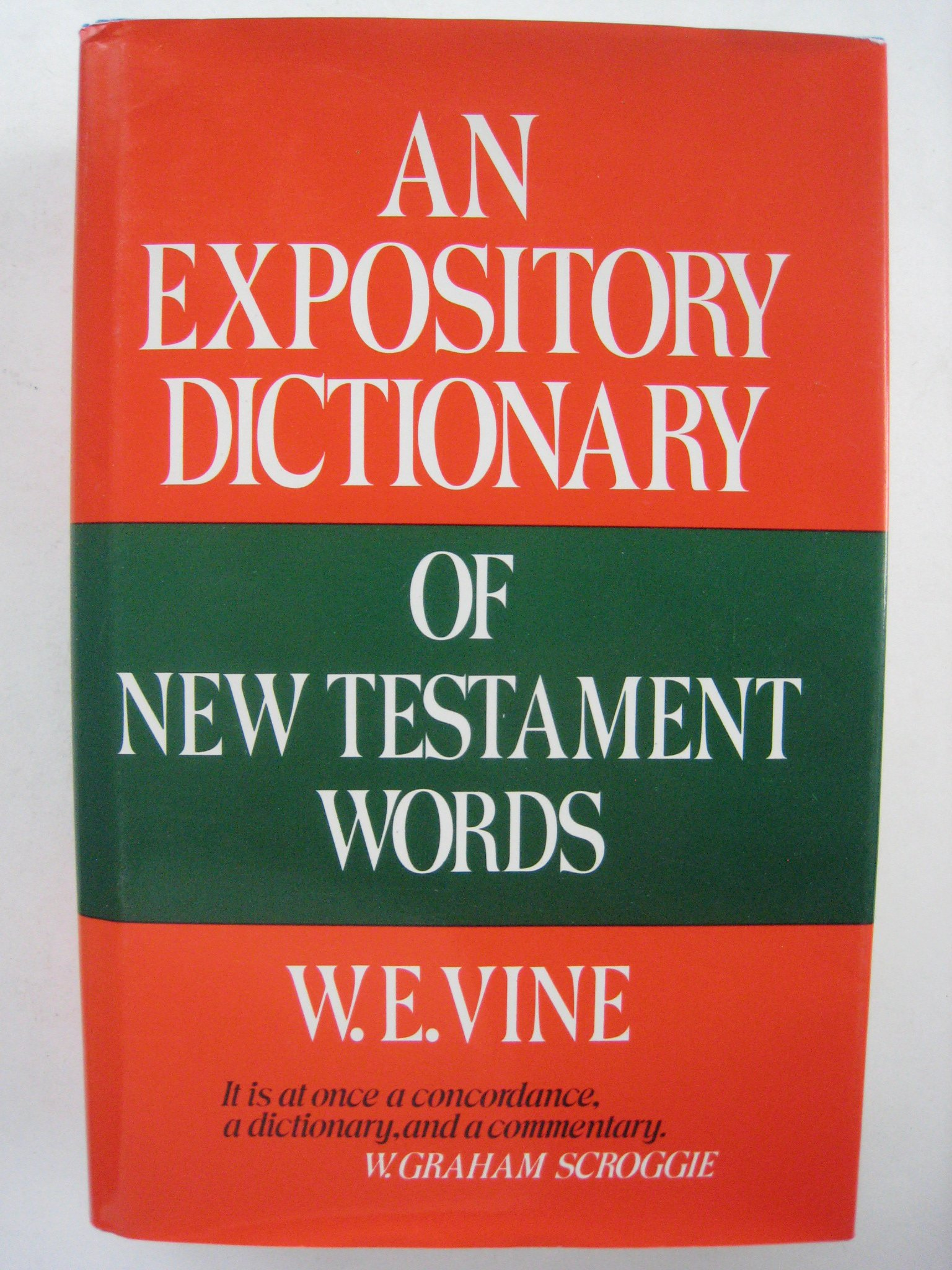 An expository dictionary of new testament words with their an expository dictionary of new testament words with their precise meanings for english readers w e vine 9780800700898 amazon books fandeluxe PDF