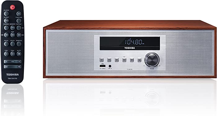 Top 10 Cassettcd Stereo Systems For Home
