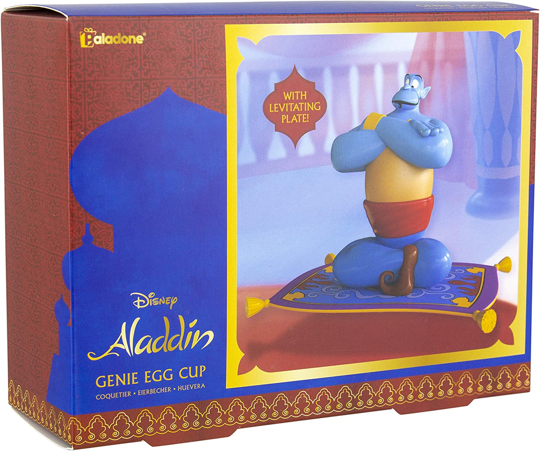 Coquetier G/énie Aladdin Plaque Effet L/évitation Tapis Magique Porte-/œufs et garniture avec conception g/énie