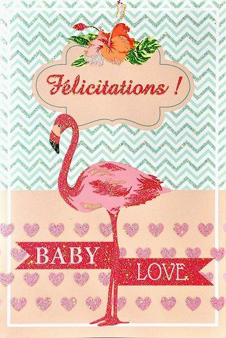 afie 69 - 4043 tarjeta felicitación por nacimiento bebé ...