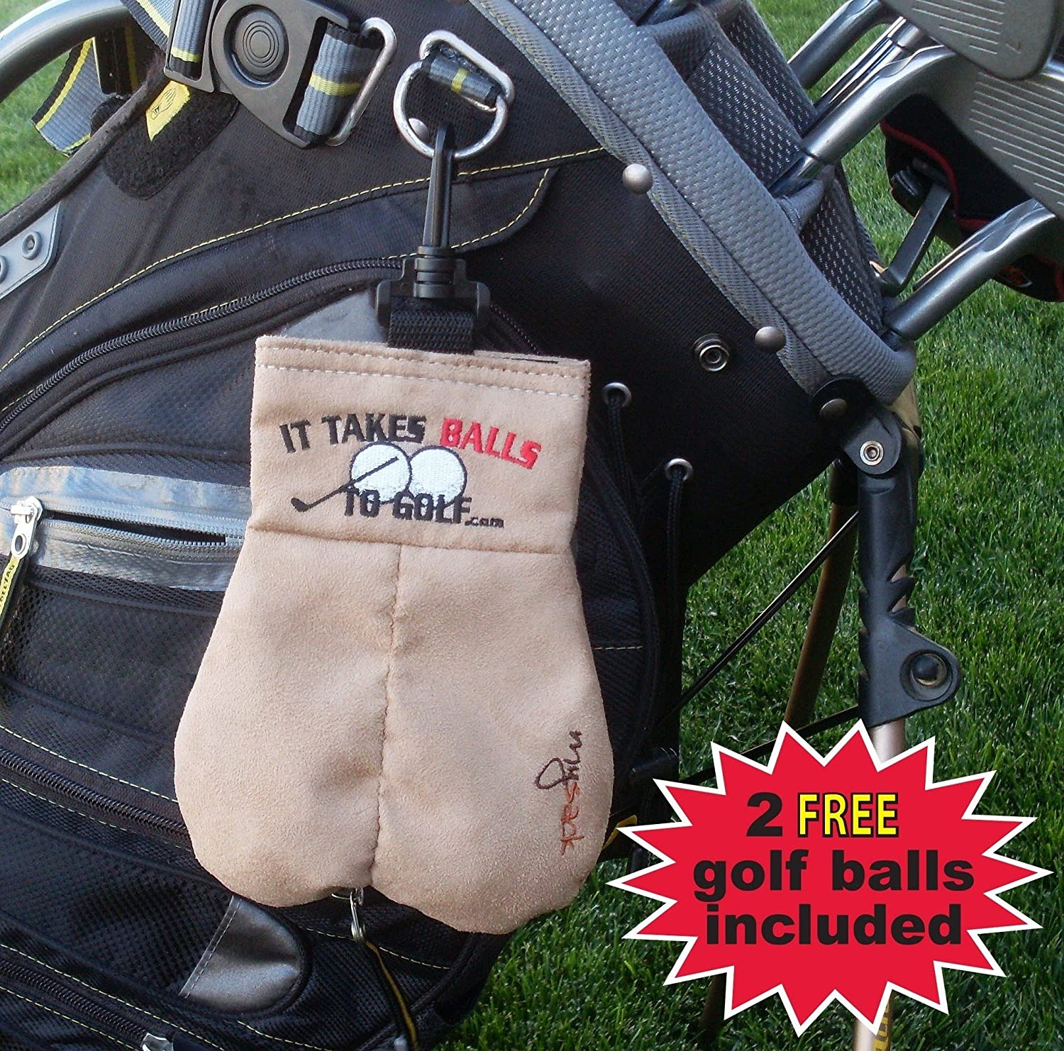 Amazon.com   MySack Golf Ball Storage Bag  5ab6528562948
