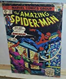The Amazing Spider-Man The Green Goblin Strikes Vol 1#137 October 1974 Canvas Mounted Canvas Art Print
