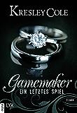 Gamemaker - Ein letztes Spiel (Mafia-Reihe 3) (German Edition)