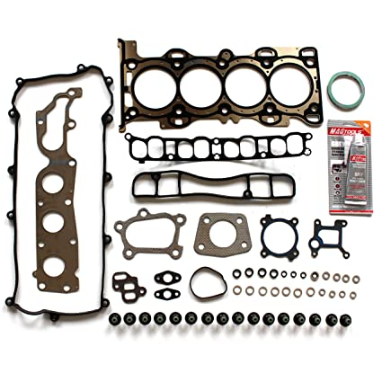 Amazon.com: ECCPP Head Gasket Set for 2006-2013 Mazda CX-7 and Mazda 3 6 2.3L16V DOHC Engnine Head Gaskets Kit: Automotive