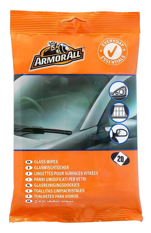 Armor All GAA57020ML1 Essentials - Toallitas de cristal: Amazon.es: Coche y moto