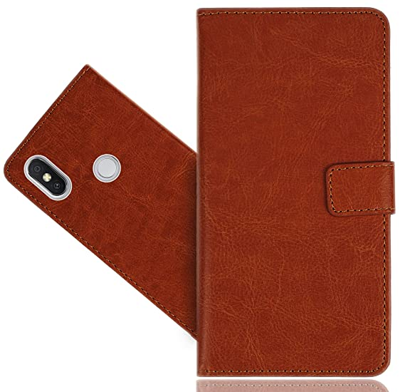 Amazon com: Xiaomi Redmi S2 Case, CaseExpert Genuine Leather