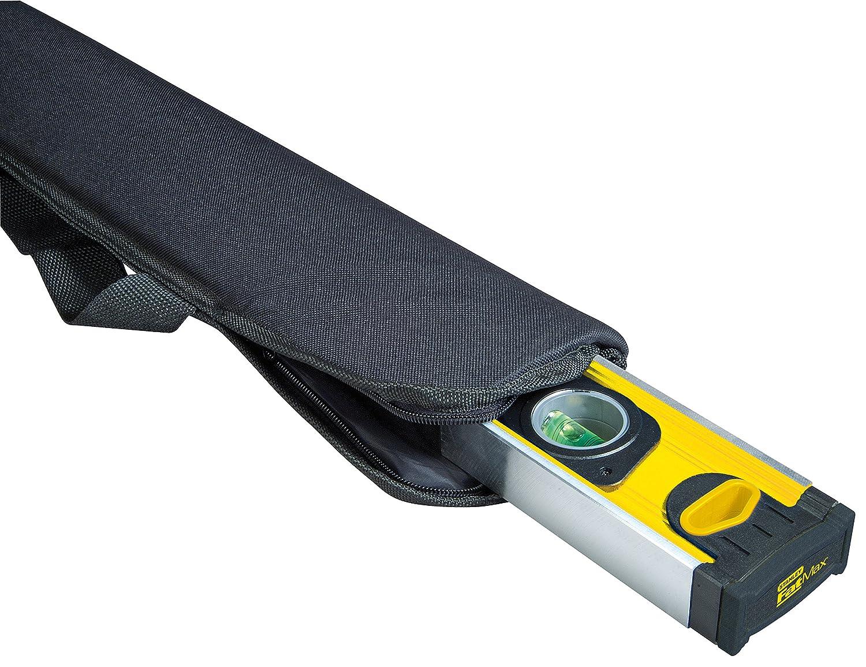 42 Stanley FatMax digitale Wasserwaage 086 120 cm, Neigungsmesser, Hohe Messgenauigket und Messbereich, Messung in Grad, Prozent, mm//m