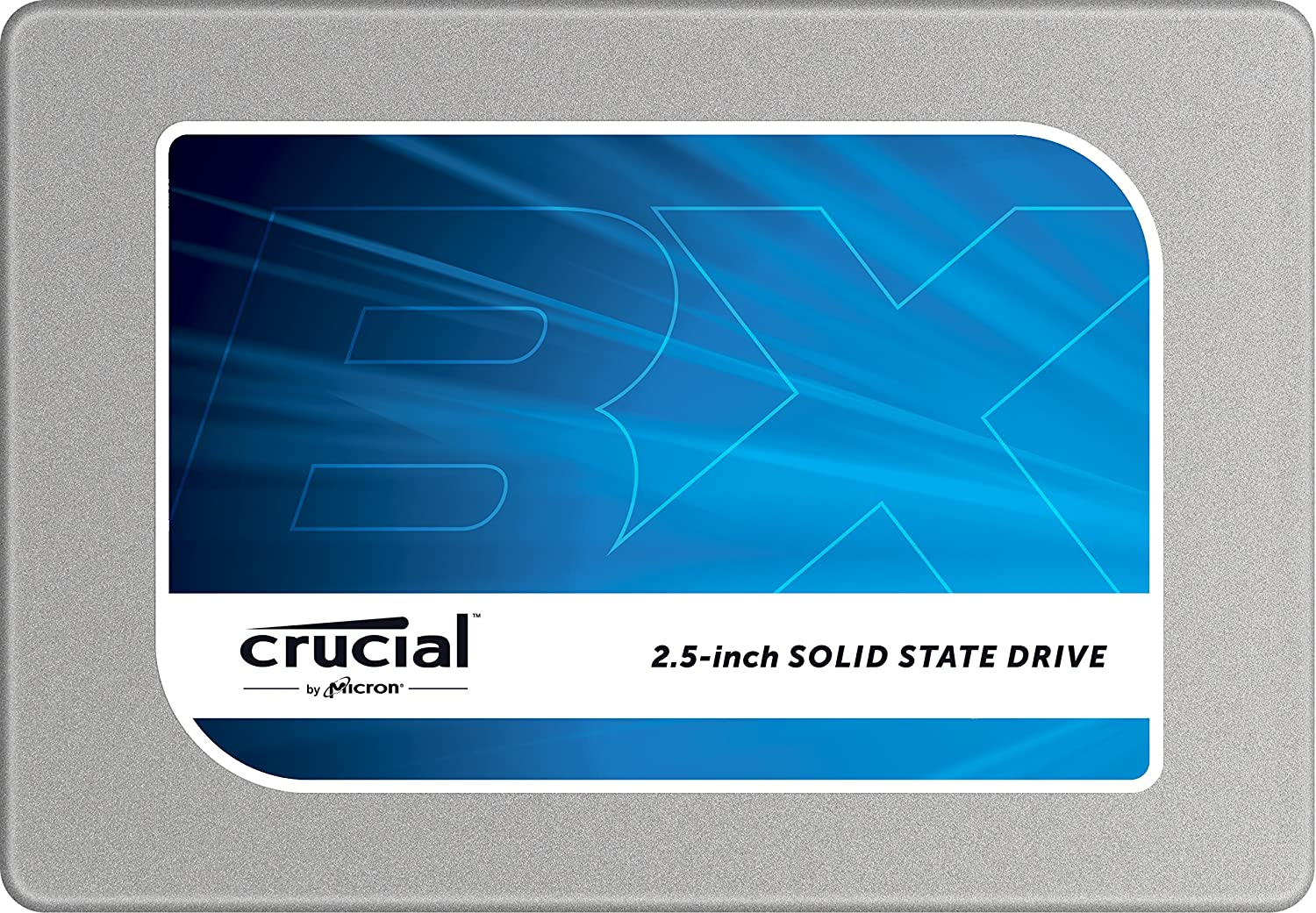 Crucial BX100 - Disco Duro sólido (500 GB, Serial ATA): Amazon.es ...