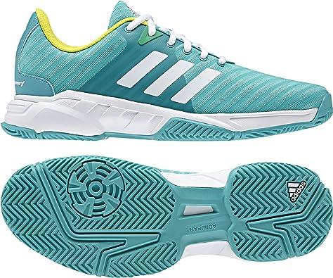 Adidas Barricade Court 3 Scarpe Tennis Uomo Aqua Green