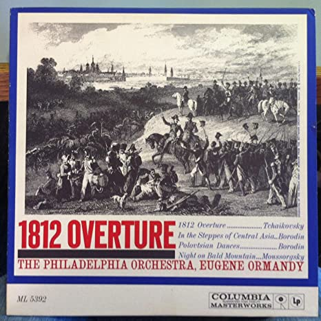 How To Top 1812 Overture How About >> 1812 Overture The Philadelphia Orchestra Eugene Ormandy Amazon