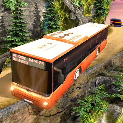 Uphill Offroad Coach Bus Driver Simulator 2018 ()