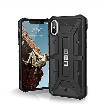 Urban Armor Gear Pathfinder Funda para Apple iPhone Xs / X Carcasa con estándar Militar Estadounidense case (Compatible con inducción, Resistente a ...