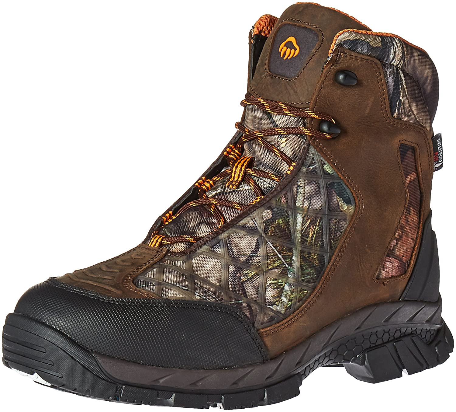 Wolverine メンズ B019WDOCYU 10 D(M) US|Brown/Realtree Brown/Realtree 10 D(M) US