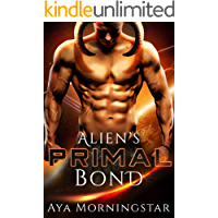 Alien's Primal Bond: A Scifi Alien Romance (Fated Mates of Apara Book 1)