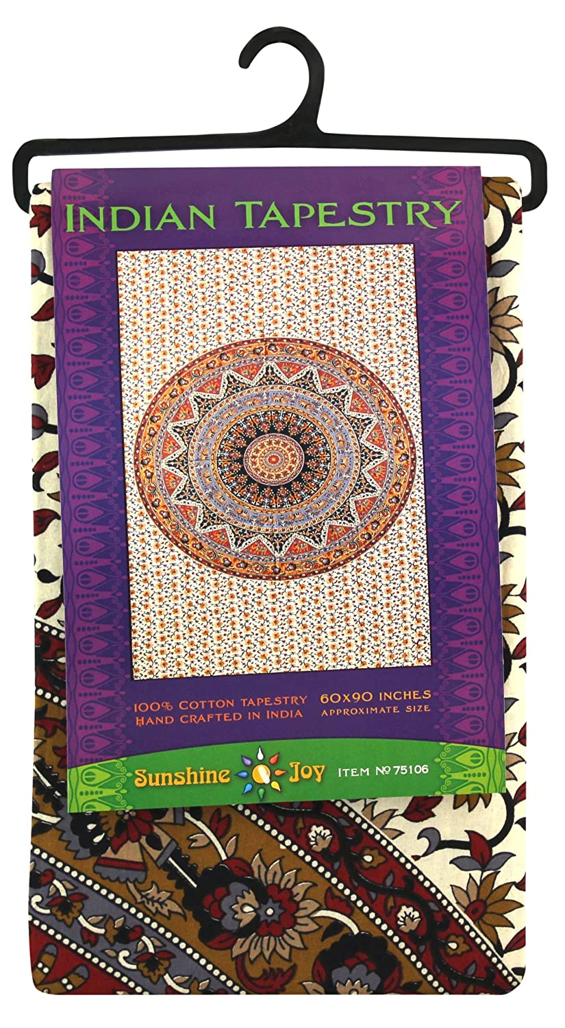 Sunshine Joy Flowering Star Tapestry 75175
