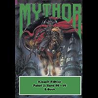 Mythor-Paket 2: Mythor-Heftromane 50 bis 99 (Mythor Paket Sammelband) (German Edition) book cover