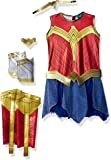 Rubie's Justice League Movie - Wonder Woman Deluxe Child Costume