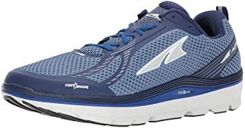 the latest 140ae a6596 Prix double section ALTRA PARADIGM PARADIGM PARADIGM 3 M BLEUE Chaussures  de running homme foul 864dbf