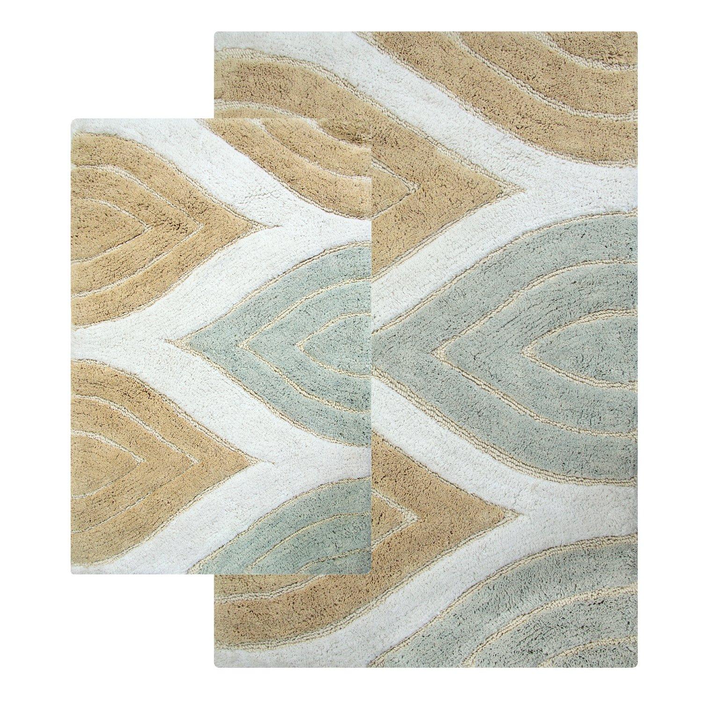 mats rugs and piece cool bath foam memory rubber inside set rug shower aqua beyond bathroom mohawk inspirational bed graceful photograph backing of jcpenney