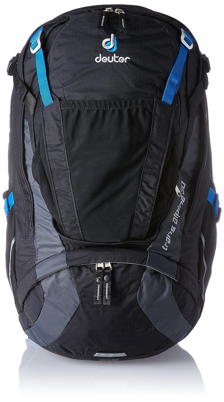 Deuter Trans Alpine 30バックパック  Black/Graphite B01J5R36GS