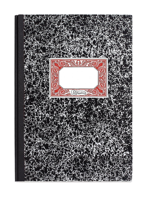 Folio Natural Libro de Contabilidad Hoja Lisa 100 hojas sin numerar Miquelrius