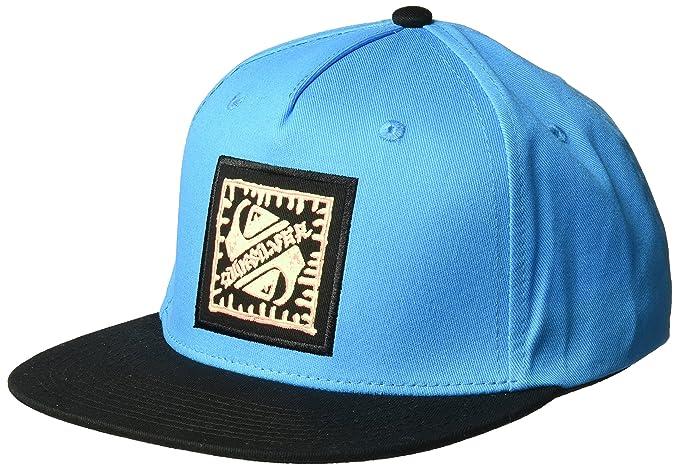 Amazon.com  Quiksilver Boys  Big Random Man Youth Trucker HAT ... 0e2651f60c01
