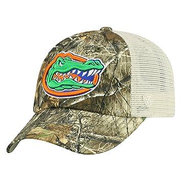 841fc110b Top of the World NCAA Men's Sentry Realtree Camo Adjustable Hat