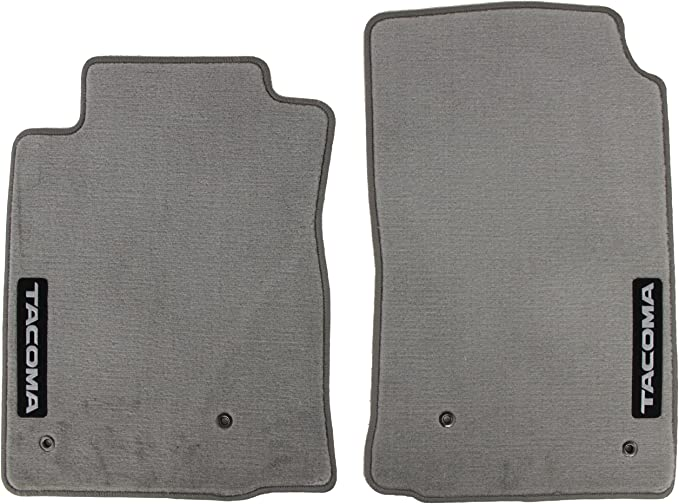 Genuine Toyota Accessories PT206-35120-15 Carpet Floor Mat for Select Tacoma Models
