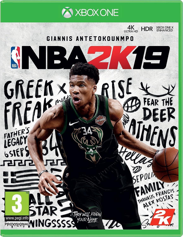 NBA 2K19 - Xbox One [Importación inglesa]